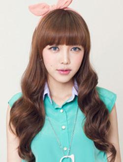 Ảnh số 18: Korea tóc bộ có da đầu chịu nhiệt - Giá: 850.000