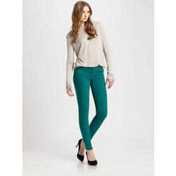 Ảnh số 77: Skinny xanh lá c&acircy - Giá: 195.000
