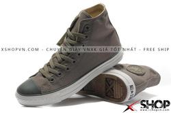 Ảnh số 32: Giày Converse Grey 2012 cao cổ - Giá: 499.000