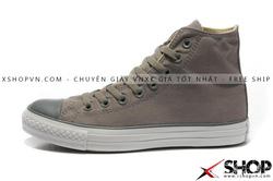 Ảnh số 33: Giày Converse Grey 2012 cao cổ - Giá: 499.000