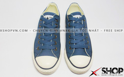 Ảnh số 50: Giày Converse Blue - Giá: 449.000