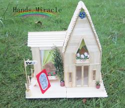 Ảnh số 8: nhà handmade - Giá: 160.000