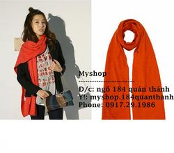 Ảnh số 48: Khăn Zara 90k (nhiều màu) làm đc khăn đôi nhé - Giá: 90.000