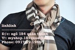 Ảnh số 47: Khăn Burberry: 85k( nhiều màu) - Giá: 85.000