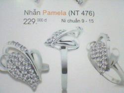 Ảnh số 7: nhẫn pamela (đã bán) - Giá: 229.000