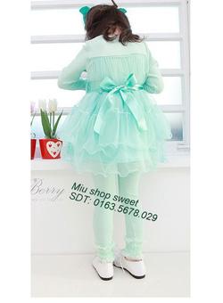 Ảnh số 11: váy xuất khẩu ren hồng phấn - Giá: 170.000