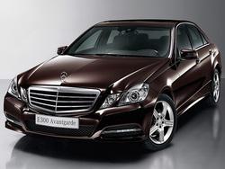 Ảnh số 6: Mercedes-Benz E300 Avantgarde - Giá: 2.488.000.000