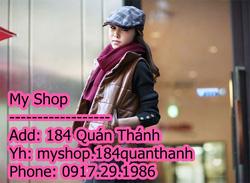 Ảnh số 51: Khăn Zara 90k (nhiều màu) làm đc khăn đôi nhé - Giá: 90.000