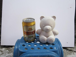 Ảnh số 81: tô tượng gấu teddy - Giá: 5.000
