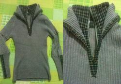 Ảnh số 14: áo len cổ đúp - Giá: 60.000