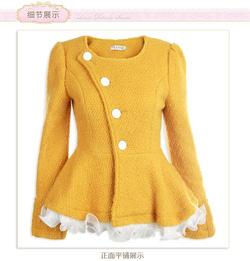 Ảnh số 96: áo khoác dạ dáng rộng 2 lớp - Giá: 430.000