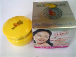 Ảnh số 2: kem dưỡng trắng da t&aacutei tạo Linh Chi - Giá: 50.000
