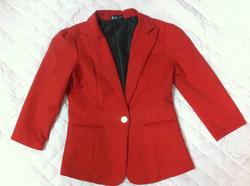 Ảnh số 20: vest đỏ  - Giá: 250.000