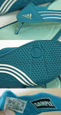 Ảnh số 6: Dép xốp Adidas xuất khẩu xin - Giá: 150.000