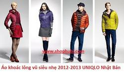 Ảnh số 52: Áo lông vũ UNIQLO - Giá: 1.650.000