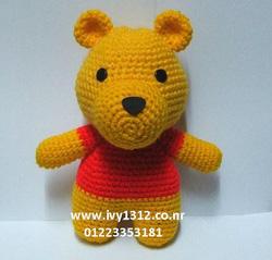 Ảnh số 90: Gấu Pooh - Giá: 100.000