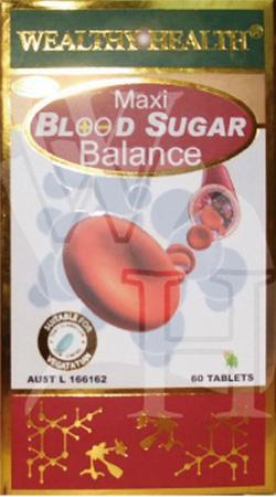Ảnh số 2: Viên cân bằng đường máu Maxi Blood Sugar Balance - Giá: 100.000
