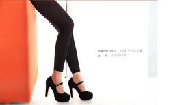 Ảnh số 32: giày cao gót  nhung - Giá: 350.000