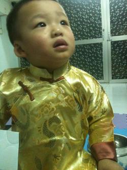 Ảnh số 3: áo dài khăn đóng - Giá: 190.000