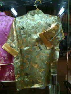 Ảnh số 6: áo dài khăn đóng - Giá: 190.000