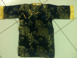 Ảnh số 10: áo dài khăn đóng - Giá: 190.000