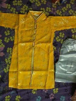 Ảnh số 18: áo dài khăn đóng - Giá: 190.000