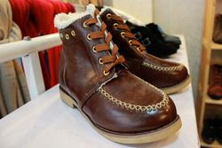 Ảnh số 54: giày lông mũi viền - Giá: 320.000
