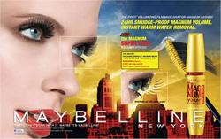 Ảnh số 33: Mascara Maybeline vàng ( Xách tay Mỹ ) - Giá: 200.000