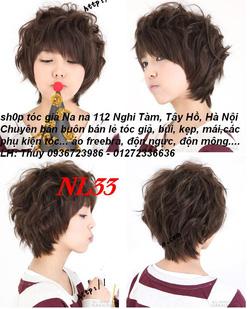 Ảnh số 36: tóc bộ cả đầu - Giá: 360.000