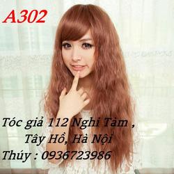 Ảnh số 35: tóc bộ cả đầu - Giá: 390.000