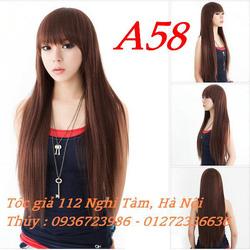 Ảnh số 53: tóc bộ cả đầu - Giá: 430.000