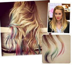 Ảnh số 27: Phấn nhuộm tóc Highlight Korea - Giá: 40.000