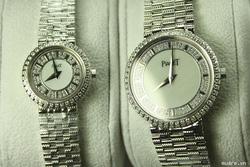 Ảnh số 30: Đồng hồ Piget đ&iacutenh m&aacutey thuỵ sĩ cao cấp - Giá: 6.500.000