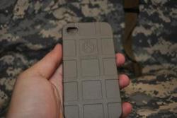 Ảnh số 41: Case Iphone 4 4s hình bằng đạn - Giá: 280.000
