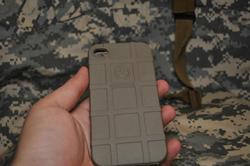 Ảnh số 42: Case Iphone 4 4s hình bằng đạn - Giá: 280.000