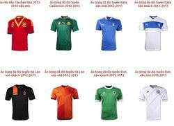 Ảnh số 2: áo bóng đá - Giá: 90.000