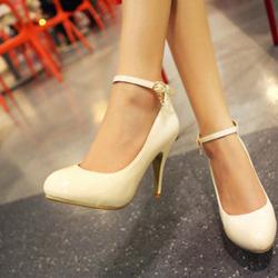 Ảnh số 1: Giày cao gót dáng thanh lịch CG1 - Giá: 380.000