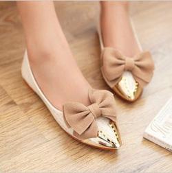 Ảnh số 15: Giày búp bê dễ thương CG15 - Giá: 220.000