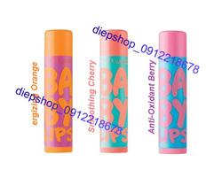 Ảnh số 8: Son dưỡng ẩm không màu Baby lips SPF20 - Giá: 15.000