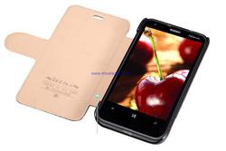 Ảnh số 95: - Bao Da NOKIA Lumia 620 NILLKIN cao cấp - Giá: 200.000