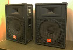 Ảnh số 28: Loa JBL MR 825 - Giá: 10.000