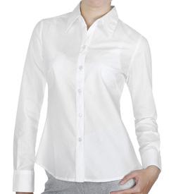 Ảnh số 12: áo sơ mi trắng công sở - Giá: 210.000