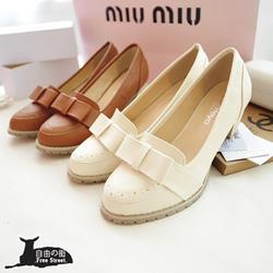 Ảnh số 70: Giày gót thấp kiểu búp bê CG70 - Giá: 320.000