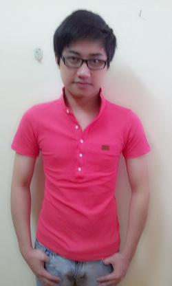 Ảnh số 23: áo phông nam - Giá: 220.000