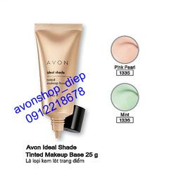 Ảnh số 16: Kem lót nền trang điểm Avon Ideal Shade - Giá: 35.000