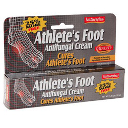 Ảnh số 5: Natureplex™ athlete's foot anitifungal cream. - Giá: 150.000
