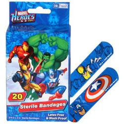 Ảnh số 15: Dr. Fresh® Marvel® Heroes ¾x3 - Giá: 80.000