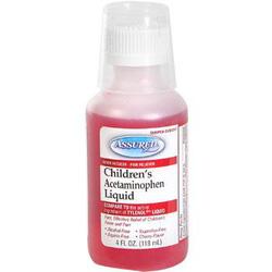 Ảnh số 26: Assured™ Children's Liquid Acetaminophen - Giá: 100.000