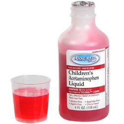 Ảnh số 27: Assured™ Children's Liquid Acetaminophen - Giá: 100.000