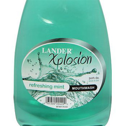Ảnh số 45: Lander® Refreshing Mint mouthwash - Giá: 270.000